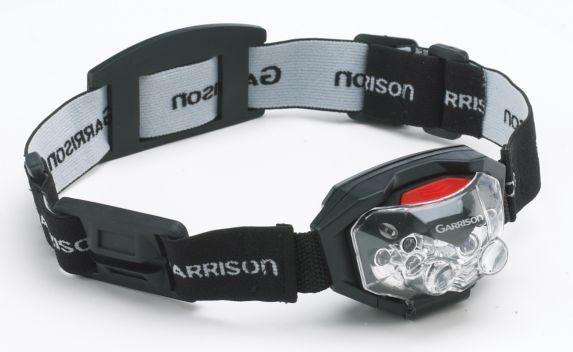 Garrison 8 LED/2 Red-Light Headlamp Product image