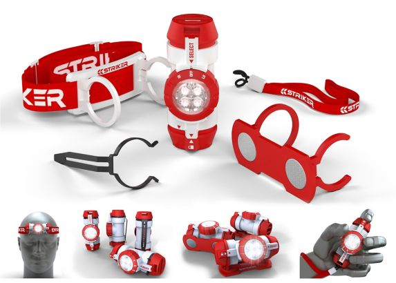 Striker Capsule Headlamp Product image
