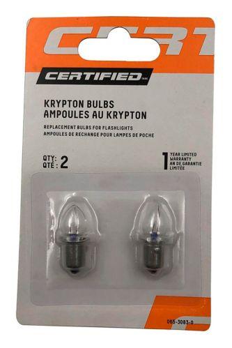 Certified Flashlight Bulb, 2-pk Product image