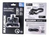 MAXIMUM 1000 Lumen Rechargeable Headlamp | MAXIMUMnull