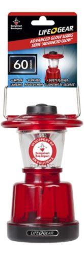 Life Gear Jumpstart 60 Lumen Safety Lantern