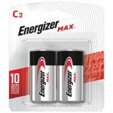 Piles alcalines Energizer Max C, paq. 2 | Energizernull