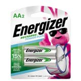 Energizer NiMH Rechargeable AA Batteries, 2-pk | Energizernull