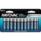 Rayovac HIGH ENERGY™ AA Alkaline Batteries, 24-pk | Rayovacnull