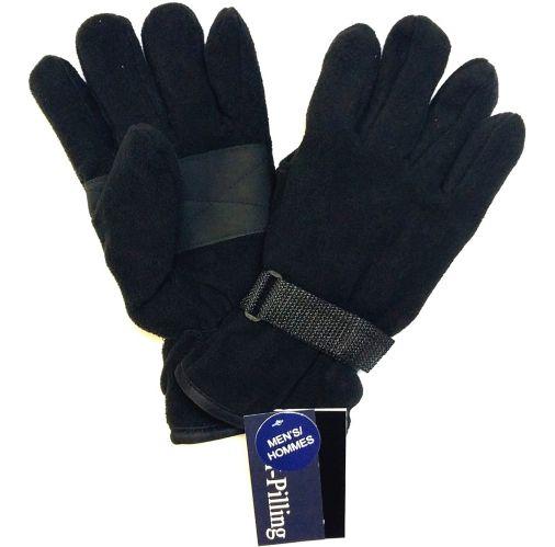 Men's Fleece Glove, Assorted Product image