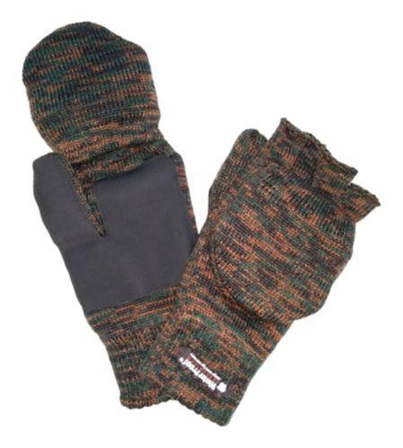 Gants convertibles en laine de récupération, hommes, choix varié Image de l'article