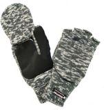 Gants convertibles en laine de récupération, hommes, choix varié | Vendor Brandnull