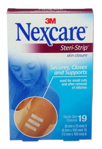 Nexcare Steri-Strip Skin Closure Adhesive Strips, 19-ct Product image