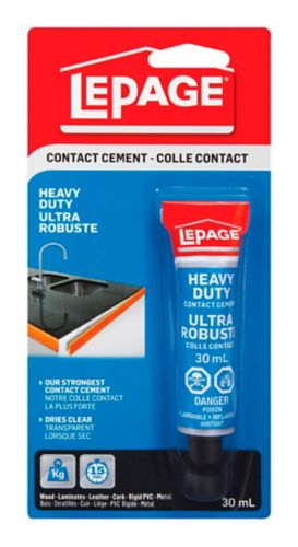 Canadian Tire Mastercard >> LePage Heavy Duty Contact Cement, 30-mL | Canadian Tire