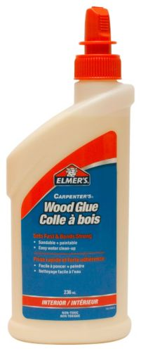 Colle à bois de menuiserie Elmer's