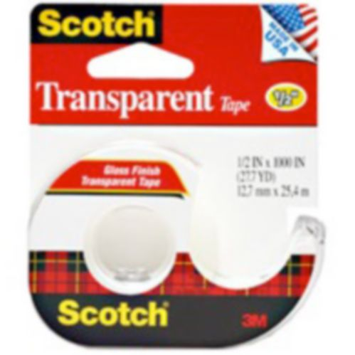 Scotch Transparent Tape Product image