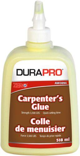 Colle à bois Dura Pro, jaune, 518 mL Image de l'article