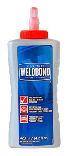 Adhésif Weldbond, 420 ml Image de l'article