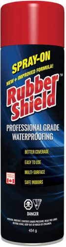 Rubber Shield Spray-On Waterproofing Product image