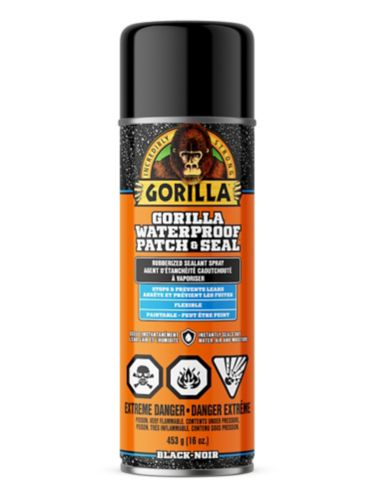 Gorilla Glue Waterproof Patch & Seal Spray Product image