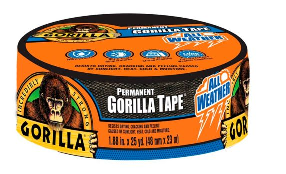 Gorilla Glue Permanent All-Weather Tape, 23-m Product image