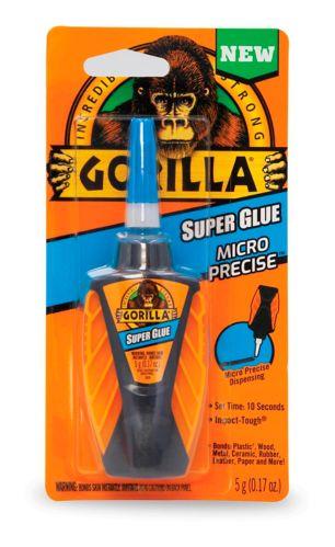 Gorilla Glue Micro Precise Super Glue, 5-g Product image