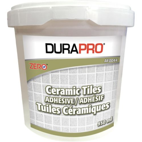 Adhésif pour carreaux de céramique Dura Pro, 950 mL
