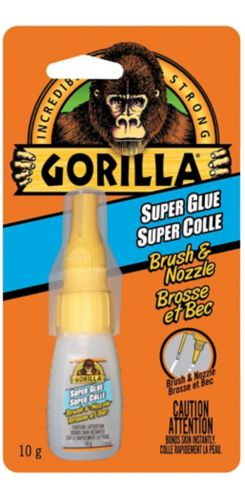 Super colle Gorilla Brush & Nozzle, avec pinceau Image de l'article