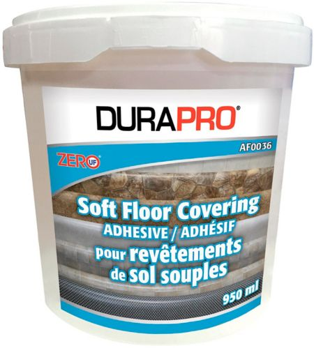 Dura Pro Soft Floor Covering Adhesive, 950-mL Product image