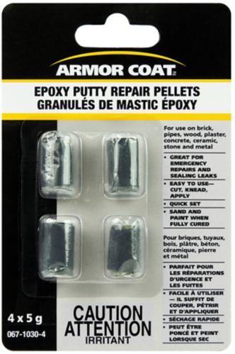 Armor Coat Epoxy Adhesive Pellets