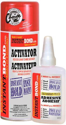Adhésif InstantBond avec activateur, petit Image de l'article