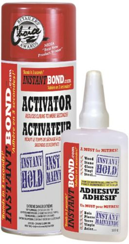 InstantBond Adhesive with Activator, Large Product image