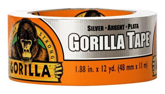 Ruban adhésif Gorilla Glue, argent, 11 m