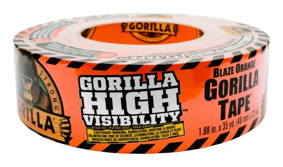 Gorilla Glue High-Visibility Tape, Orange Product image
