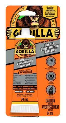 Gorilla Construction Adhesive, 2.5-oz Product image