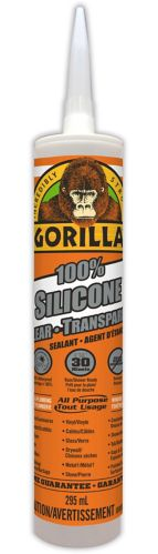 Gorilla Glue Sealant, White, 10-oz