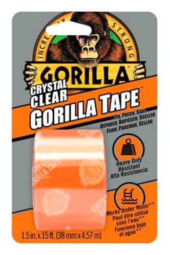Ruban adhésif de réparation Gorilla, transparent Image de l'article
