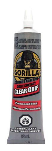 Tube de colle Clear Grip de Gorilla