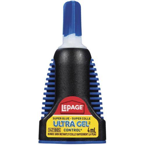 Super colle LePage Ultra Gel, 4 mL Image de l'article