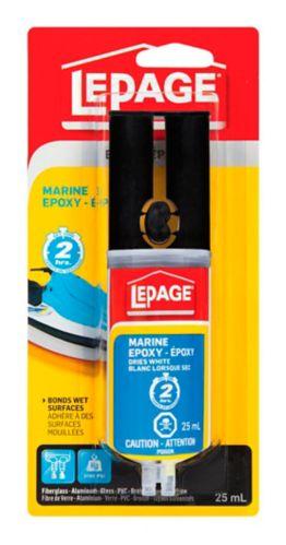 Adhésif époxyde LePage Marine, 25 ml Image de l'article