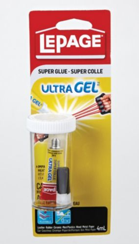 Super colle LePage Ultra Gel Control, 3 ml Image de l'article