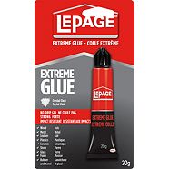 LePage Ultra Gel Control Super Glue Adhesive, 3-mL