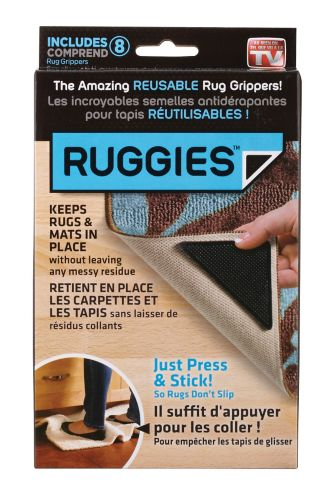 As Seen On Tv Ruggies Rug Gripper