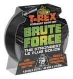 T-Rex Brute Force Duct Tape, Black, 22.8-m | T-Rexnull