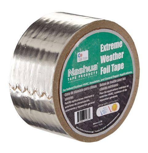 Weather Foil Duct Tape