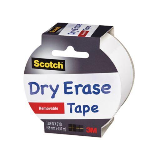 Scotch Dry Erase Tape Product image