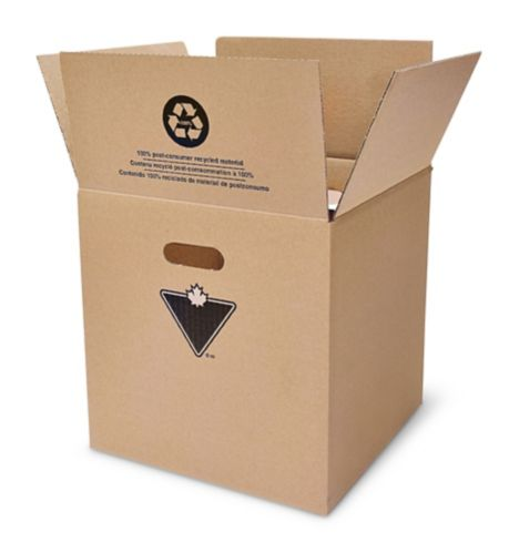 Small Moving Box, 14-in x 14-in x 14-in Product image