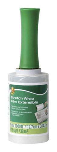 Stretch Wrap, 5-in x 1000-ft Product image