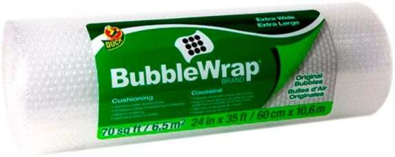 Duck Bubble Wrap, 24-in x 25-ft Product image