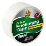 Ruban d'emballage Ez-Tear Duck Non-Transparent, 1,88 po x 25 vg | Ducknull