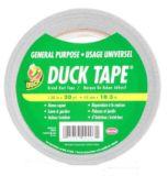 Ruban adhésif tout usage Duck Tape 2 po x 18 m | Cantechnull