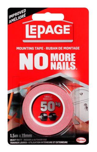 Ruban de montage LePage No More Nails, service intense Image de l'article