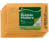 Enveloppes à bulles Kraft, paq. 5 | Ducknull
