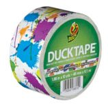 Paint Splatter Duck Tape | Ducknull