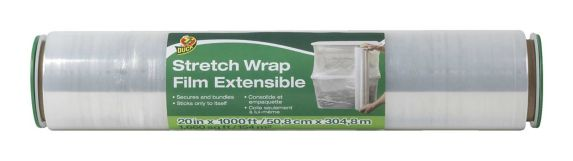 Stretch Wrap, 20-in x 1000-ft Product image